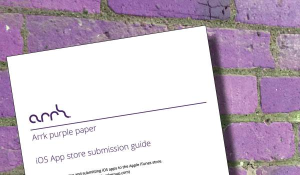 iOS Purple Paper