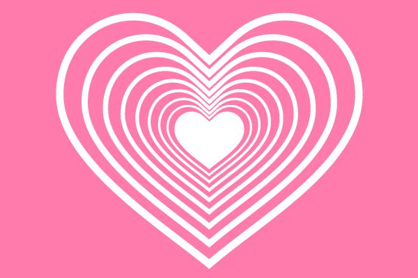 Pink Heart-01