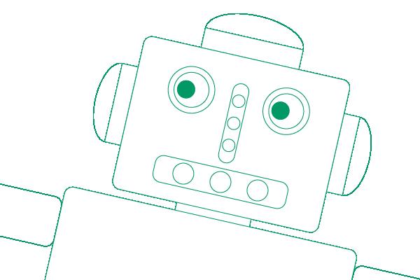 Robot head-01