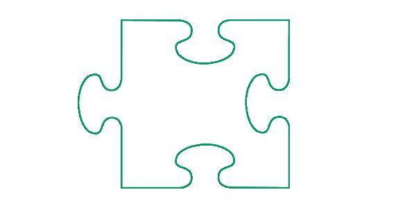 Jigsaw 600-01